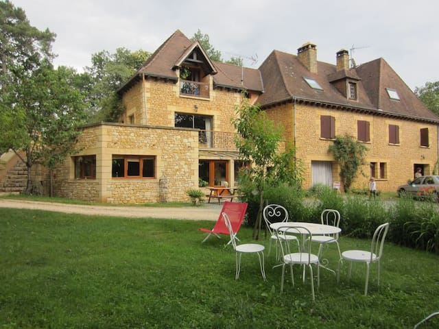 beautiful house in the PERIGORD
