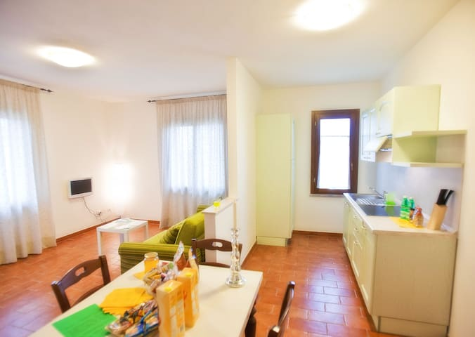 Fattoria di Tirrenia - one bedroom apartment