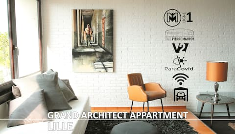 ARCHITECT Appartment+Parking LILLE Stade Mauroy