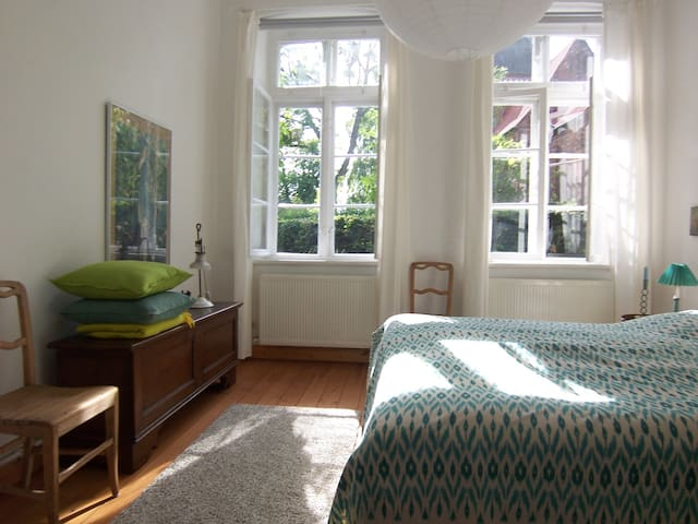 Charming let in old village school - Berkenthin - Flat