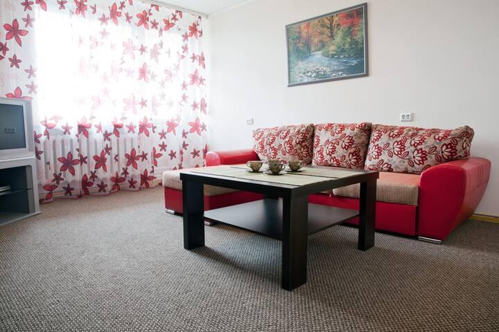Romantic style apartment