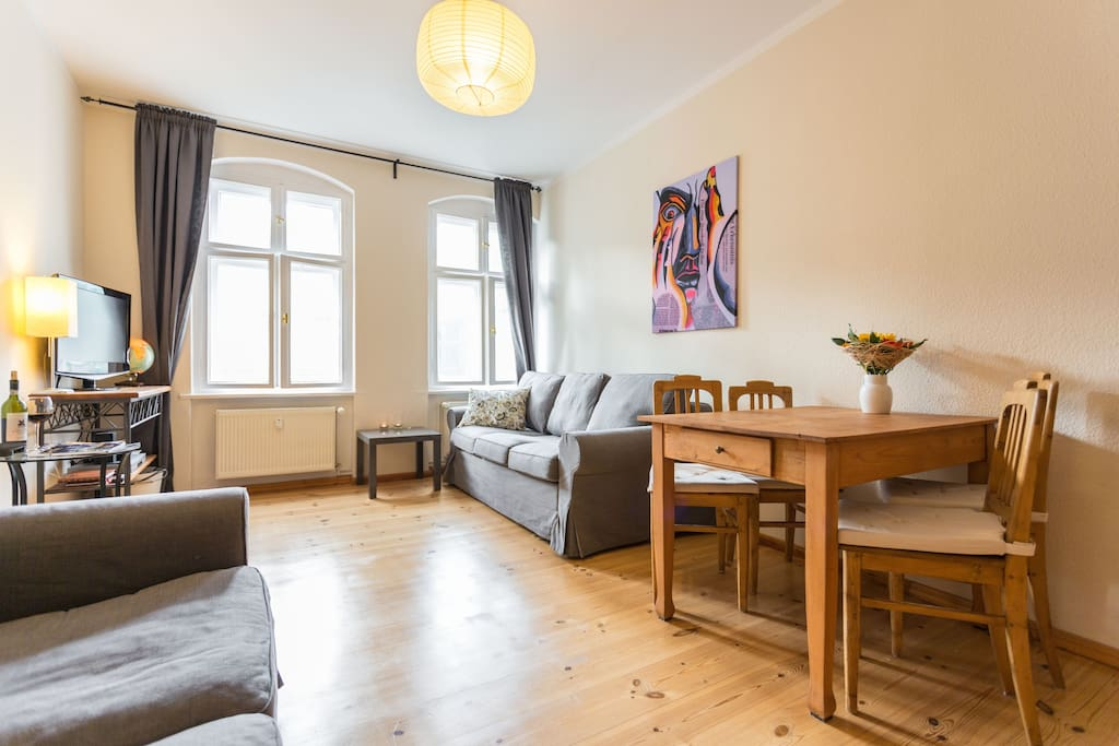 bel appartement prenzlauer berg appartements louer
