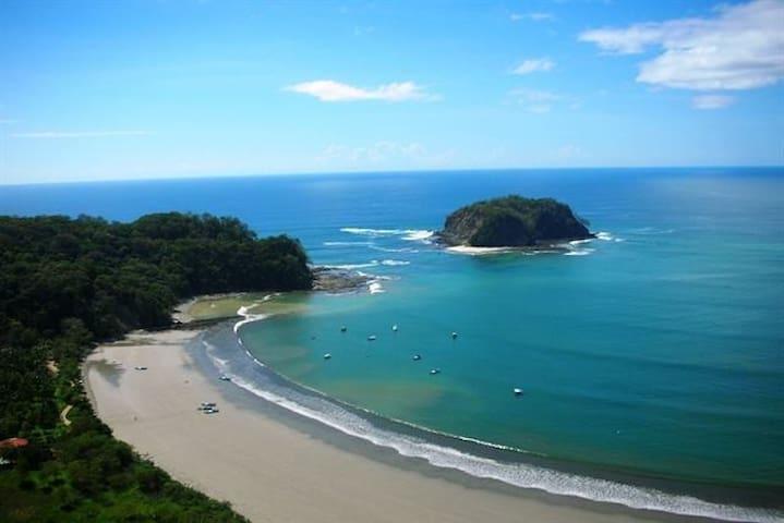 Oceanfront cabina - Sámara - Bungalow