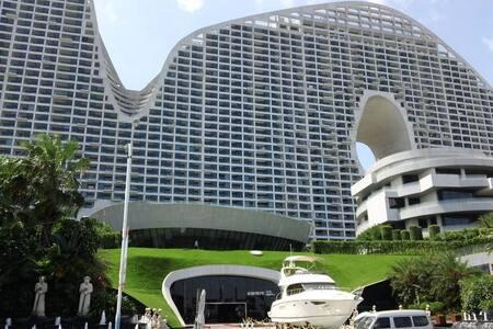 Tuyu 1: Gorgeous Hotel Apt By Sea