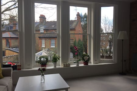 Cosy 2 bedroom flat minutes from Kew Garden St - Richmond - Lakás