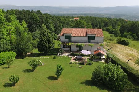 """Holiday house """"Vid"""" with 3 bedrooms on 120m2"""