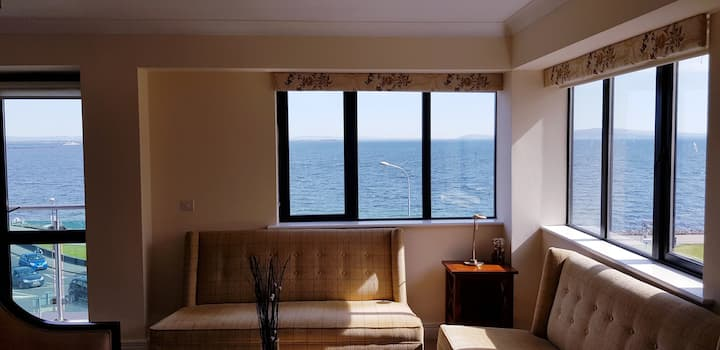 Salthill Seaview Penthouse