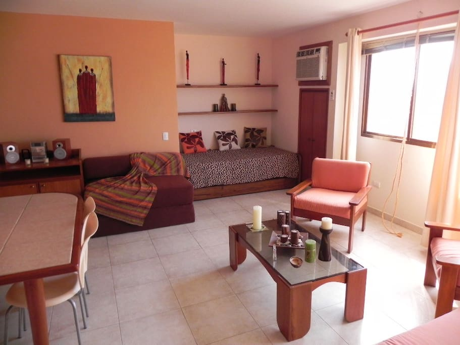Apartment in the island of Margarit