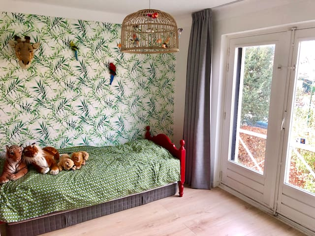 Bedroom for a child or adult