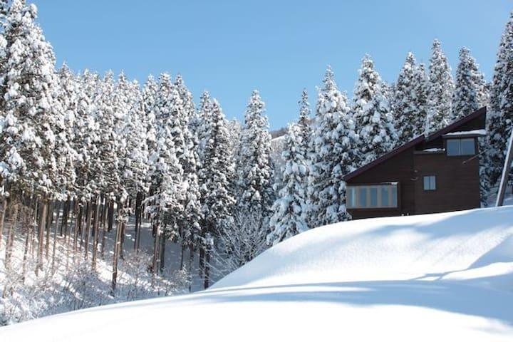 Nozawa House Nozawa Onsen On the Snow