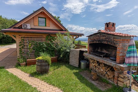 Cosy Cottage Panorama, Retreat Oasis VISOLE