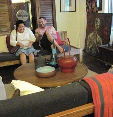 David and I, Udomsul sep bottom floor