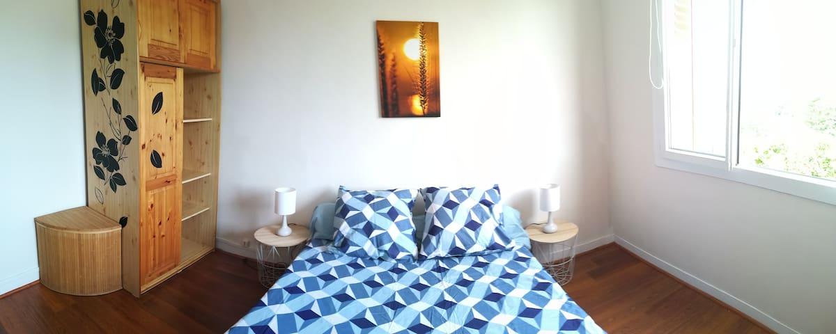2eme chambre lit en 140x190