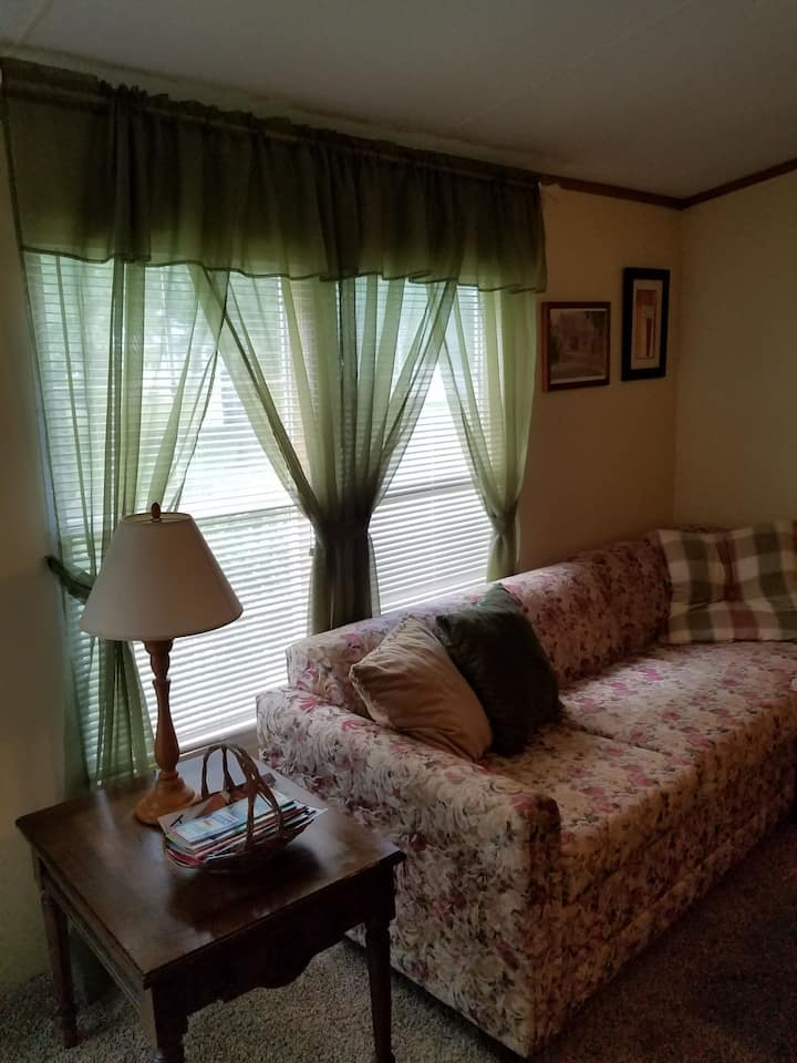 Rural Charm #3- 3 bdrm. home- minutes off of I-85