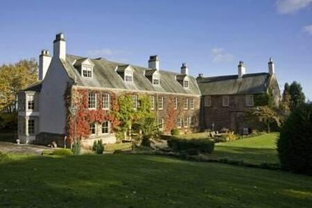 West wing of Callerton Hall - High Callerton