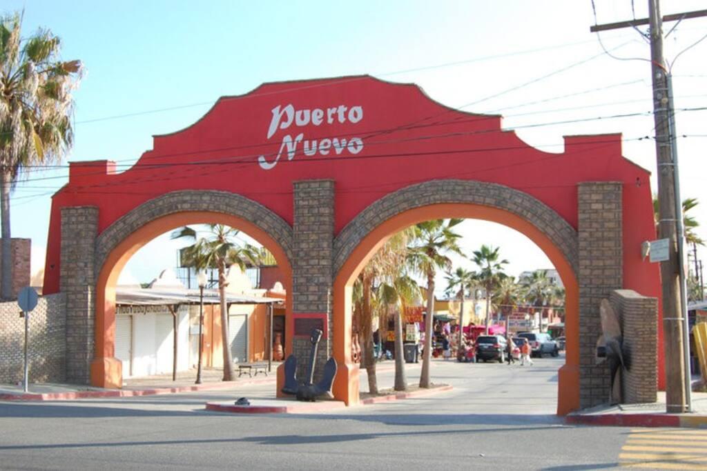 World Famous Puerto Nuevo