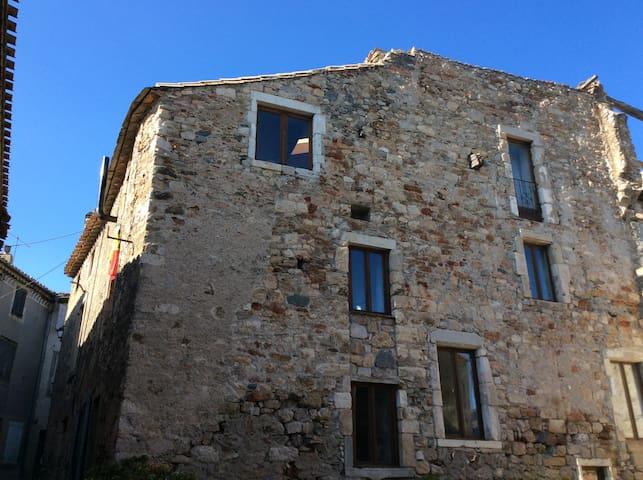 Chambres d'hôtes les deux arches - Caunes-Minervois - Pousada