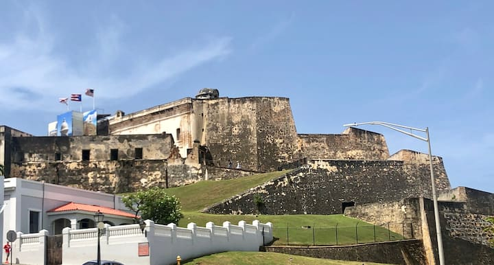 Saint Cristobal Fortress