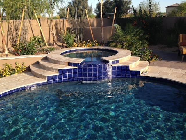 Phoenix AZ Retreat - Avondale - Hus