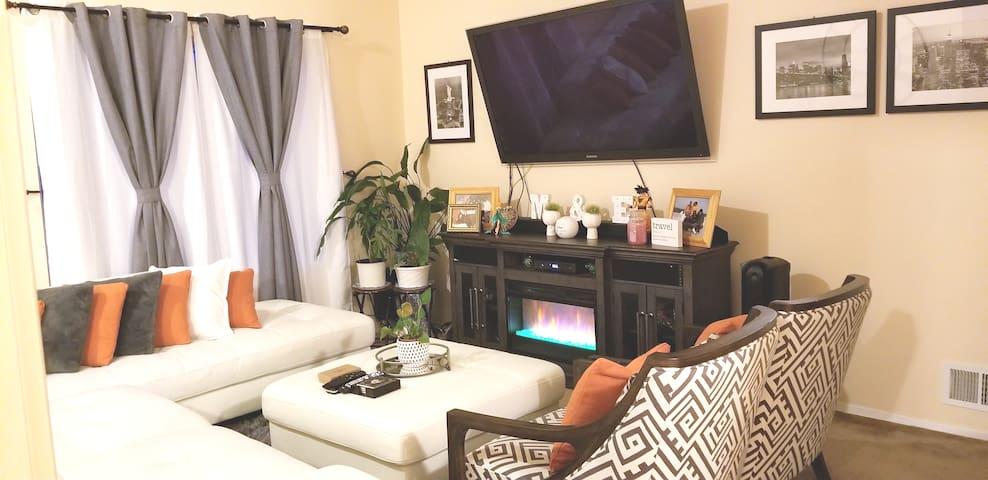 Comfy & Quiet 1 Bedroom