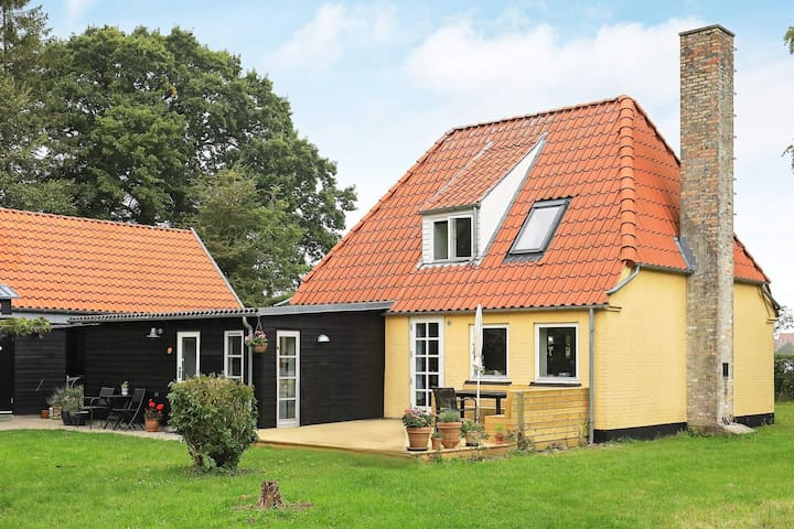 Charming Holiday Home in Rudkøbing with Terrace
