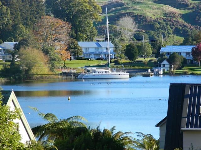 Okawa Bay - Tikitere - House
