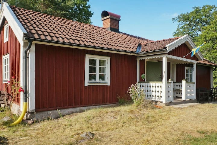 6 persoons vakantie huis in FÅRBO