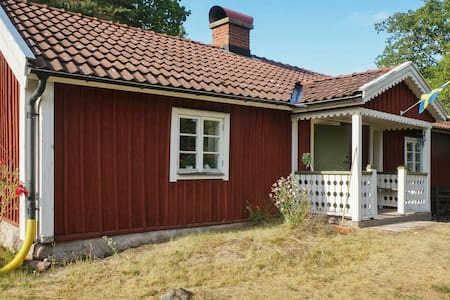 6 person holiday home in FÅRBO