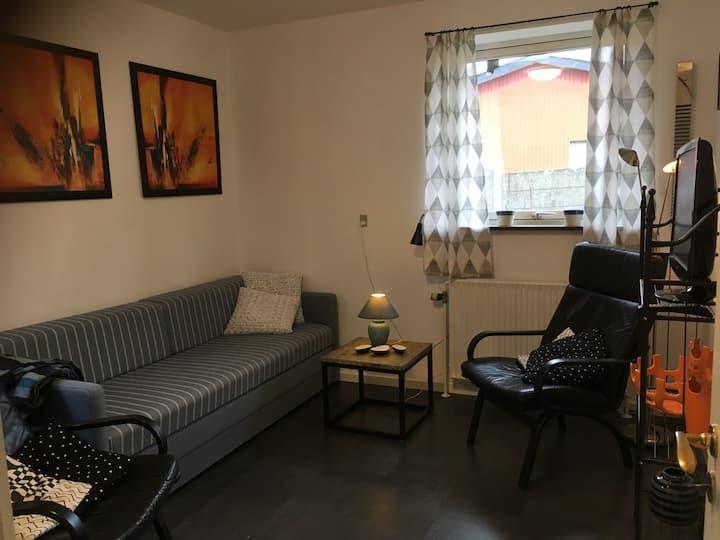 Lejlighed i Sunds nær Boxen, MCH og Karup Lufthavn
