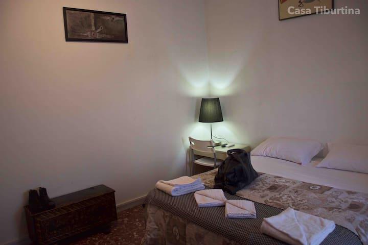 Casa Tiburtina quiet and cosy Room 2