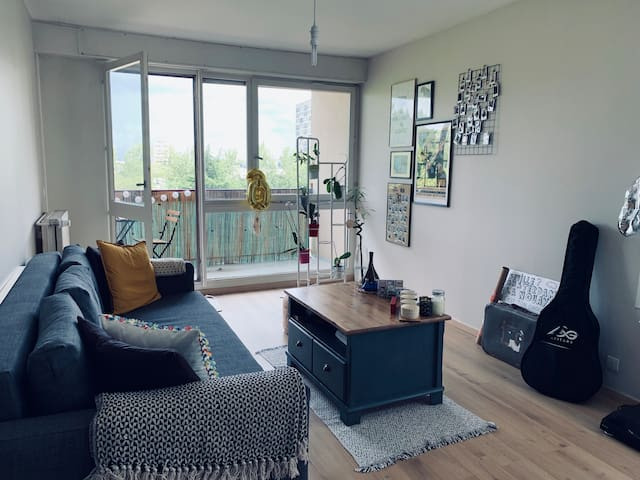 Appartement lumineux à Rennes