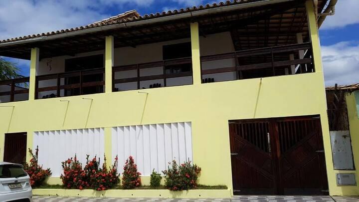 SÍTIO DO CONDE- Casa duplex c/ piscina p/ veraneio