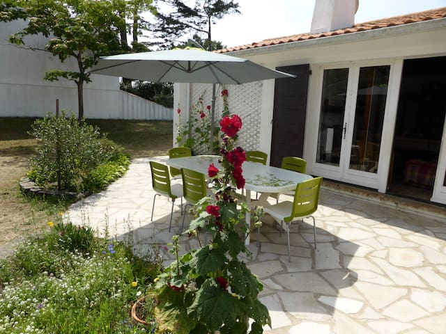 Maison de vacances à 400 m de la mer - Saint-Jean-de-Monts - 獨棟