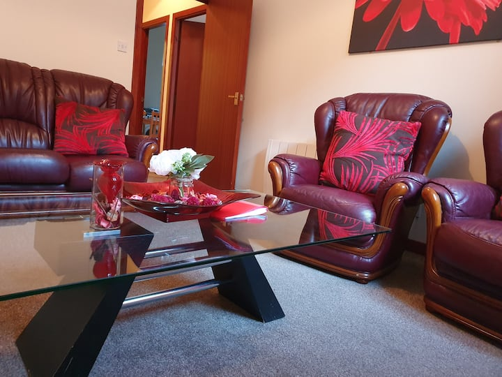 City Centre Apartment (1 bed 3 persons)