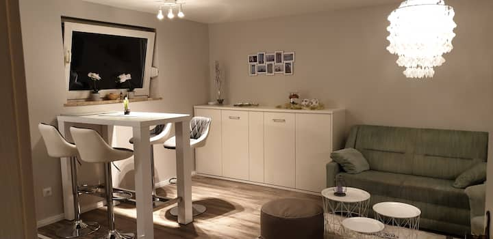Charmantes Appartement, 15min bis zum Outlet