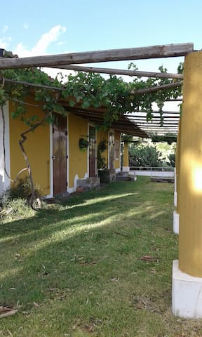 charming country house facing Etna - Santa Maria di Licodia - Apartamento