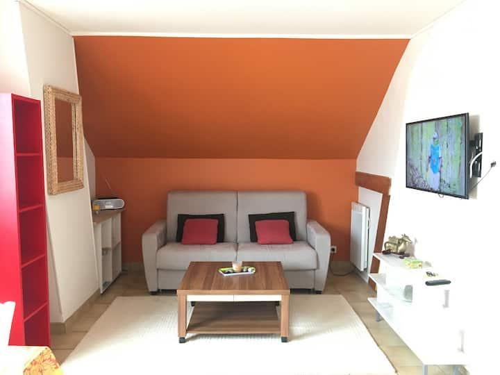 Studio charmant 27 m2