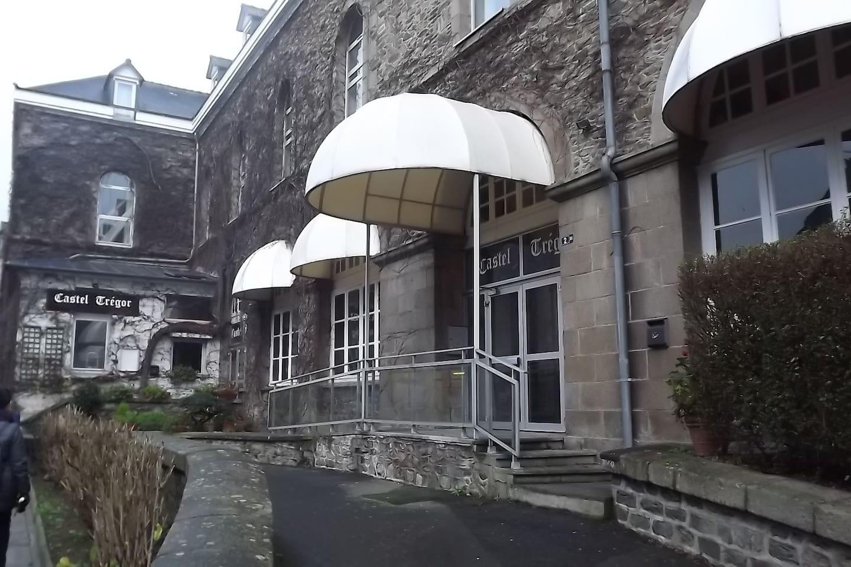 Architecte Cotes D Armor résidence castel tregor à tréguier (cotes d'armor
