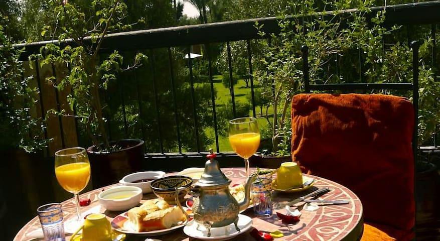 Riad Marrakech, 4 min Jemaa El Fna - Марракеш - Гестхаус