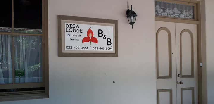 DISA LODGE ROOM B