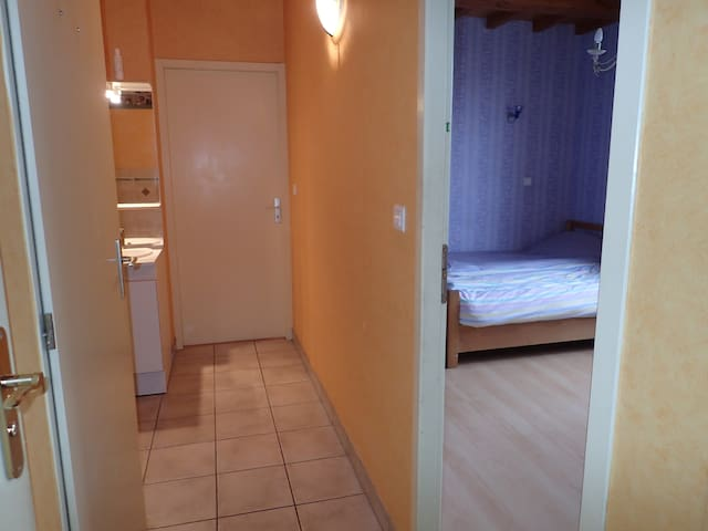 Private room in Vienne (700m from the city center) - Vienne - Σπίτι