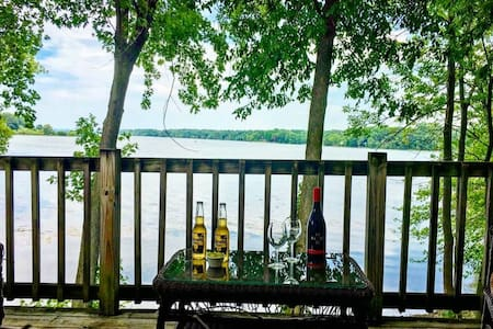 Beautiful House on Lake Champlain w/  Dock Slip