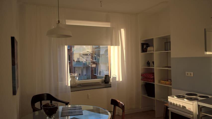 Wunderschöne 1,5-Zimmer Wohnung in zentraler Lage - Hildesheim - Apartamento