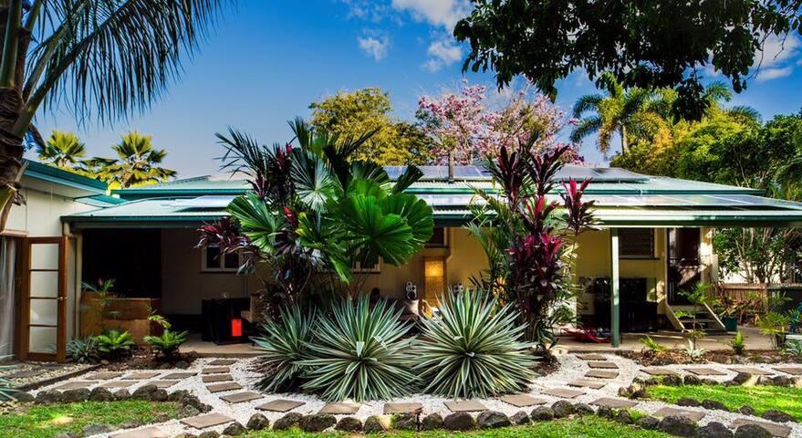 leafy Earlville home - Earlville - Casa