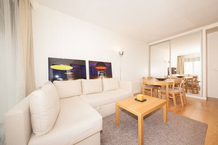 Cosy&Modern flat in Champs Elysees - Paris - Daire