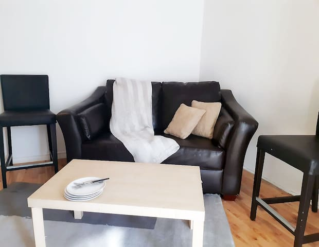 Cozy 2 bedrooms apartment in the heart of Plateau