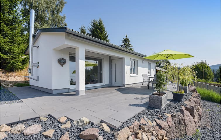 Holiday cottage with 2 bedrooms on 48m² in Goldlauter-Heidersbach