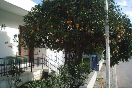 Nice house in rhodes island - Soroni - Rumah
