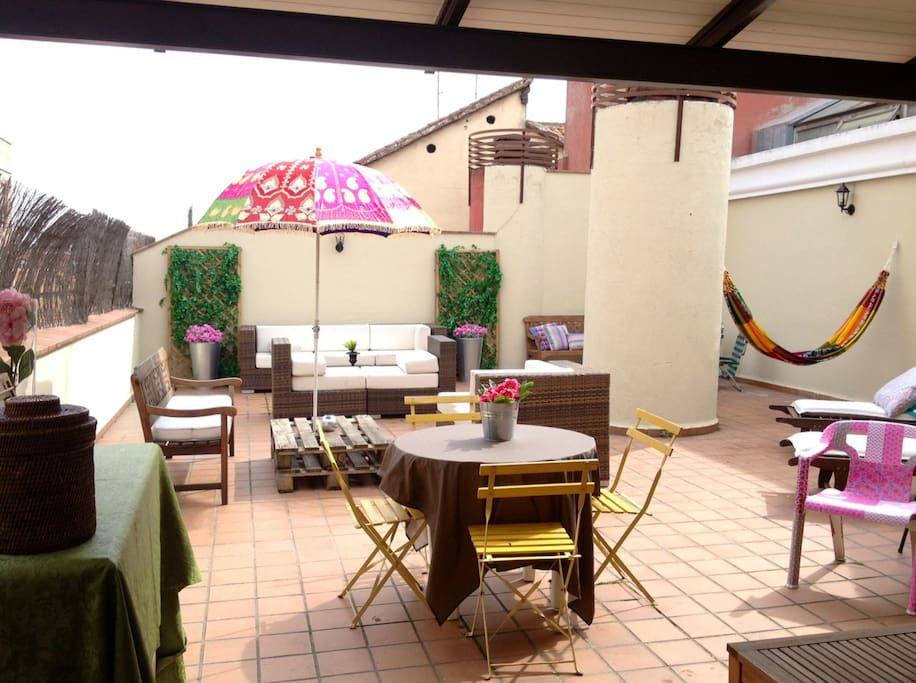 80 Square Meters Terrace Penthouse Apartments For Rent