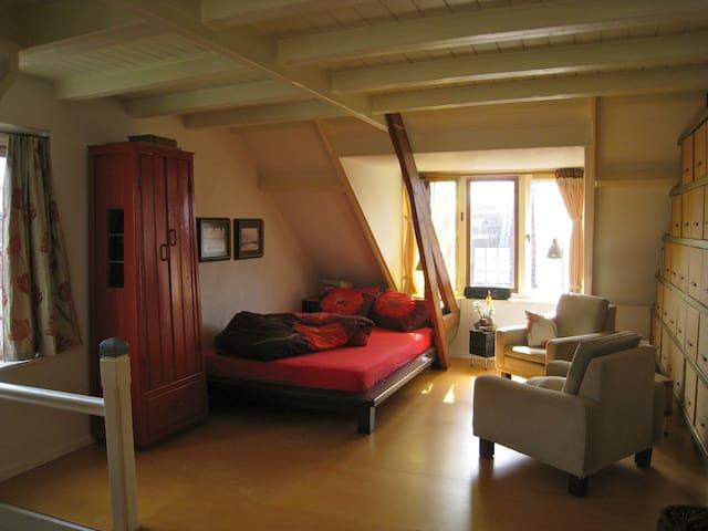 APARTEMENT WALSTRAAT 6 IJSSELSTEIN - IJsselstein - Apartamento